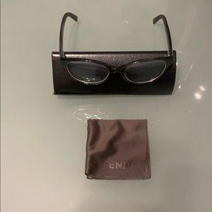Fendi optical glasses frame